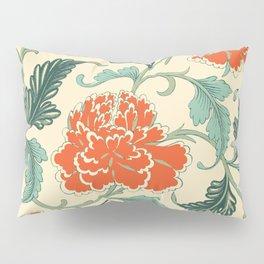 Chinese peony Pillow Sham