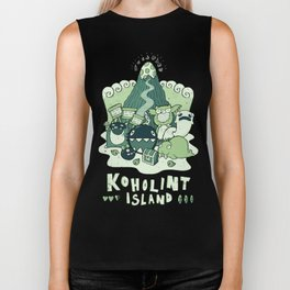 Koholint Island Biker Tank
