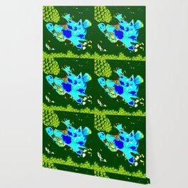 Blue Anglerfish Wallpaper
