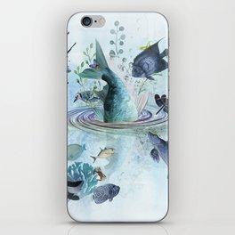 Gone Fishin' iPhone Skin