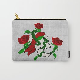 Life and Death Carry-All Pouch