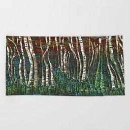 :: Wild in the Woods :: Beach Towel