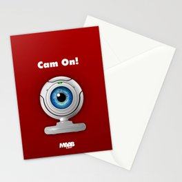 Cam On! Stationery Cards