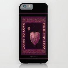 Dare 001 iPhone 6s Slim Case