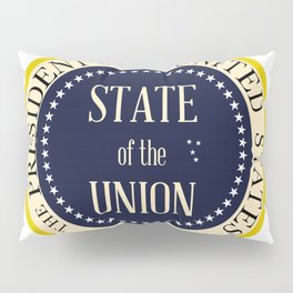 State of the Union Pillow Sham