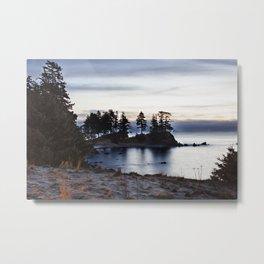 Spruce Cape Photography Print Metal Print