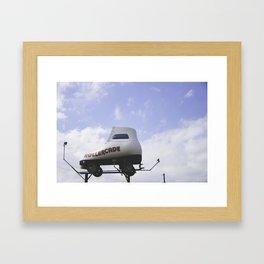 The Rollercade Framed Art Print