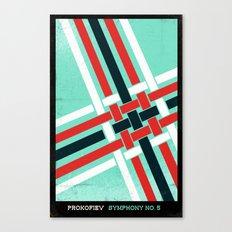 Prokofiev - Symphony No. 5 Canvas Print