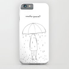 weather forecast iPhone 6s Slim Case