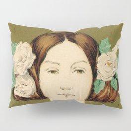 1895 Buffalo Courier for women  New York Pillow Sham