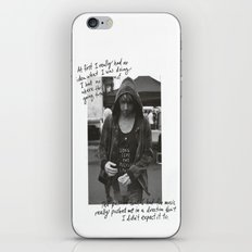 Alex Gaskarth - All Time Low iPhone & iPod Skin