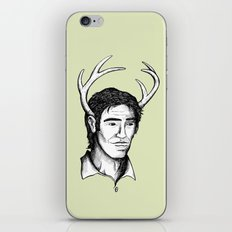 Deer John iPhone & iPod Skin