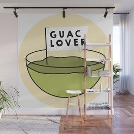 Guac Lover Wall Mural