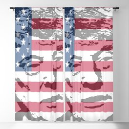 The 45th President Blackout Curtain