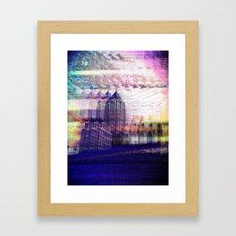 Enchanted Resonator Framed Art Print