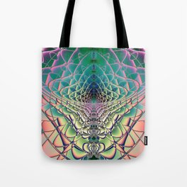 Fractal Abstract 54 Tote Bag