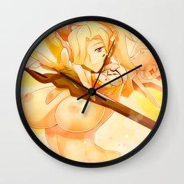 Sexy Mercy III Wall Clock