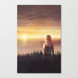 World of Ruin Canvas Print