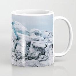 Glacial World of Iceland - Landscape Photography Coffee Mug