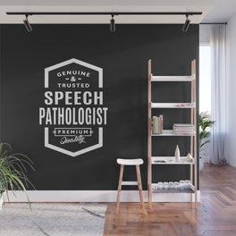 Gift for Speech Pathologist Wall Mural