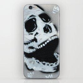 Gunga Skull 03 iPhone Skin