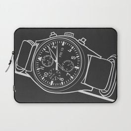 Andrey Watch Laptop Sleeve
