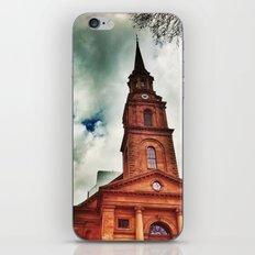 Red Church iPhone & iPod Skin