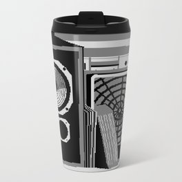 Raster of Young Metal Travel Mug
