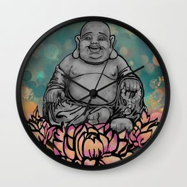 Let That Sh!t Go Wall Clock