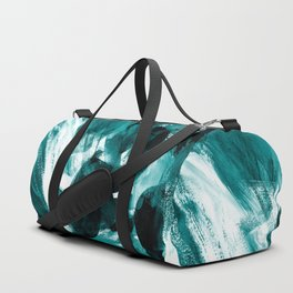 Abstract Artwork Petrol #1 Duffle Bag