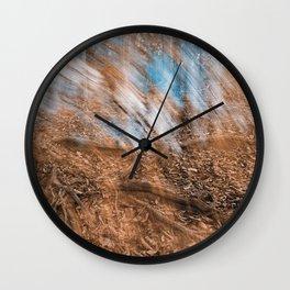 Avalon Phantom Forest Wall Clock