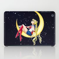 popeye iPad Cases featuring Pretty Guardian Sailor Moon by Yue Graphic Design