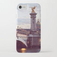 Pont Alexandre III Paris. Slim Case iPhone 7