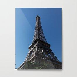 Eiffel Tower 3 Metal Print