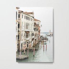 Venice city | Venice fine art print Metal Print