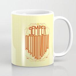 Semper Reformanda: Celebrating the 500th Anniversary of the Protestant Reformation Coffee Mug