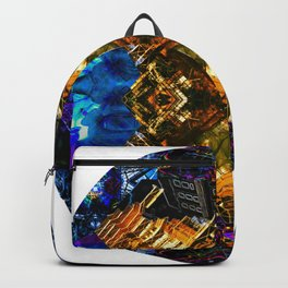 Phoebe of light Backpack