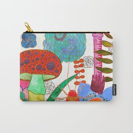 Foraging For Your Heart Carry-All Pouch