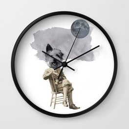 hey diddle diddle 4 Wall Clock