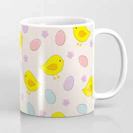 Easter pattern Coffee Mug