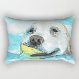 My Dog Rectangular Pillow
