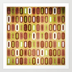 Abrtract I Art Print