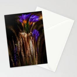 Concept flora : The princess Stationery Cards
