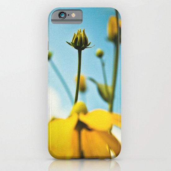 Happy day filled with sunshine iPhone & iPod Case