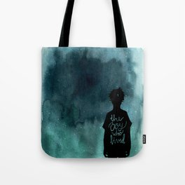 the boy Tote Bag