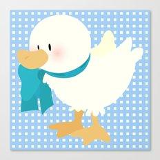 duck (male) Canvas Print