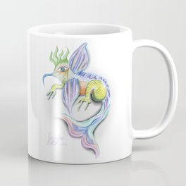 HummingMermaid Coffee Mug