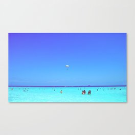 south beached Canvas Print