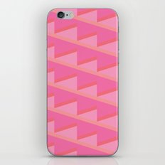 Pink Ascent iPhone & iPod Skin