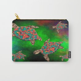 Turtles Carry-All Pouch